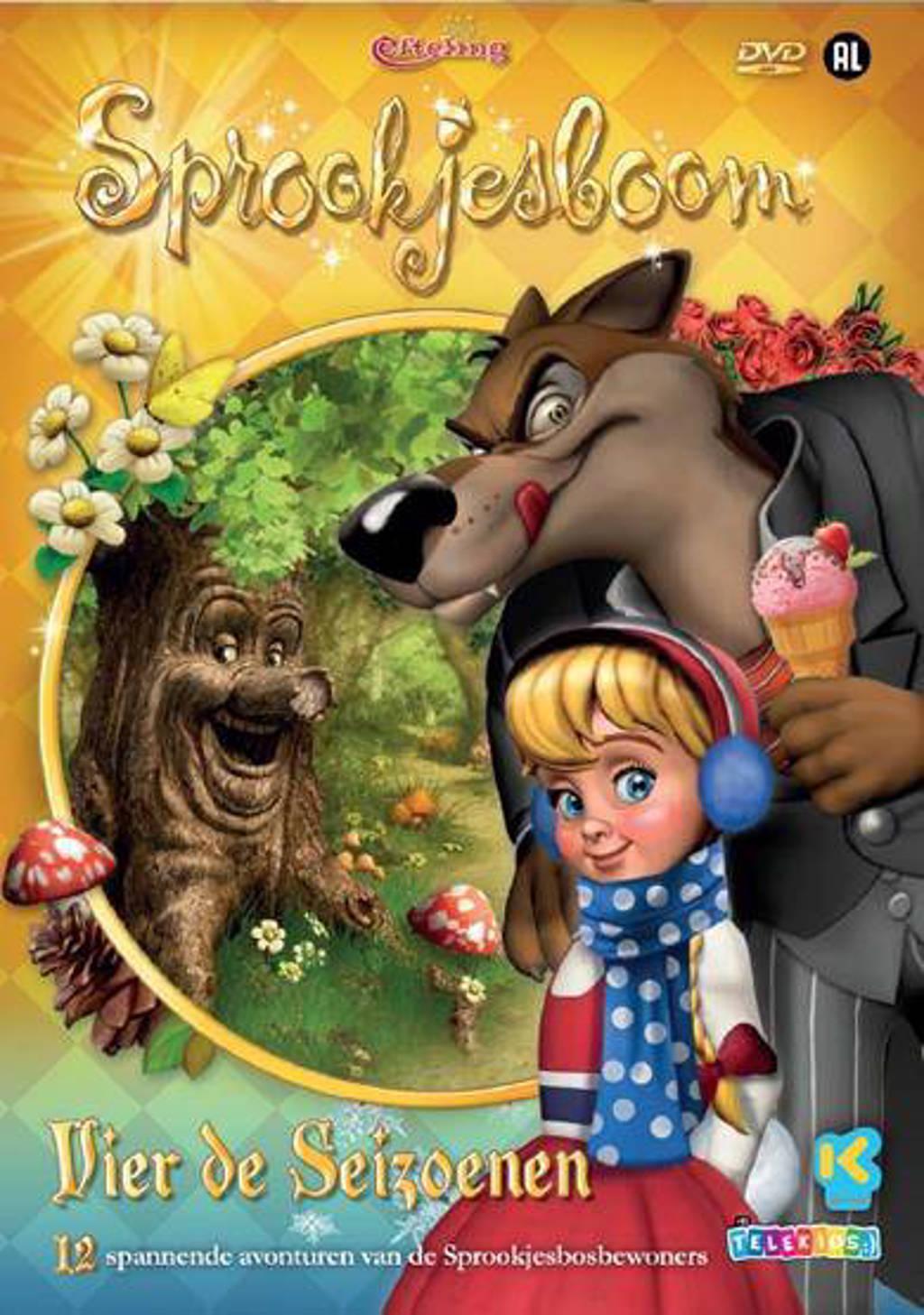 Sprookjesboom - Vier de seizoenen (DVD)