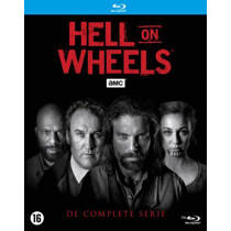 Hell on wheels - Complete collection (Blu-ray)
