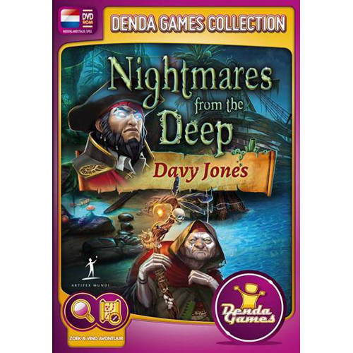 Nightmares from the deep 3 - Davy Jones (PC)
