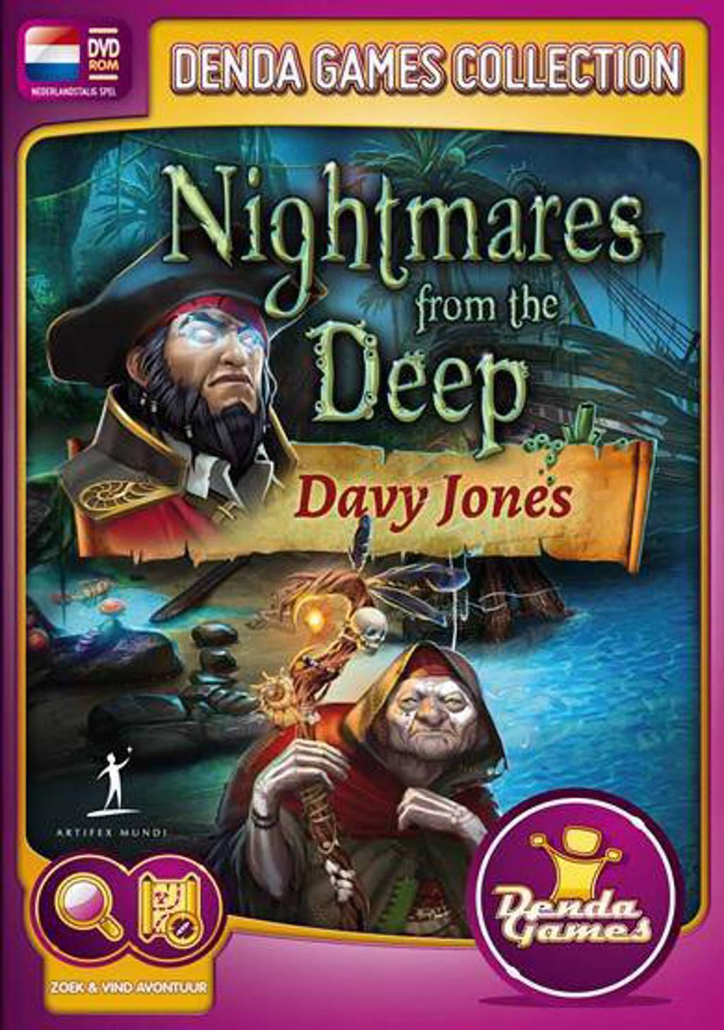 Nightmares from the deep 3 - Davy Jones (PC)