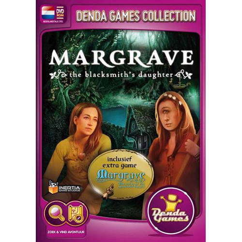 Margrave - The blacksmith's daughter/The curse of the severed heart (PC) kopen