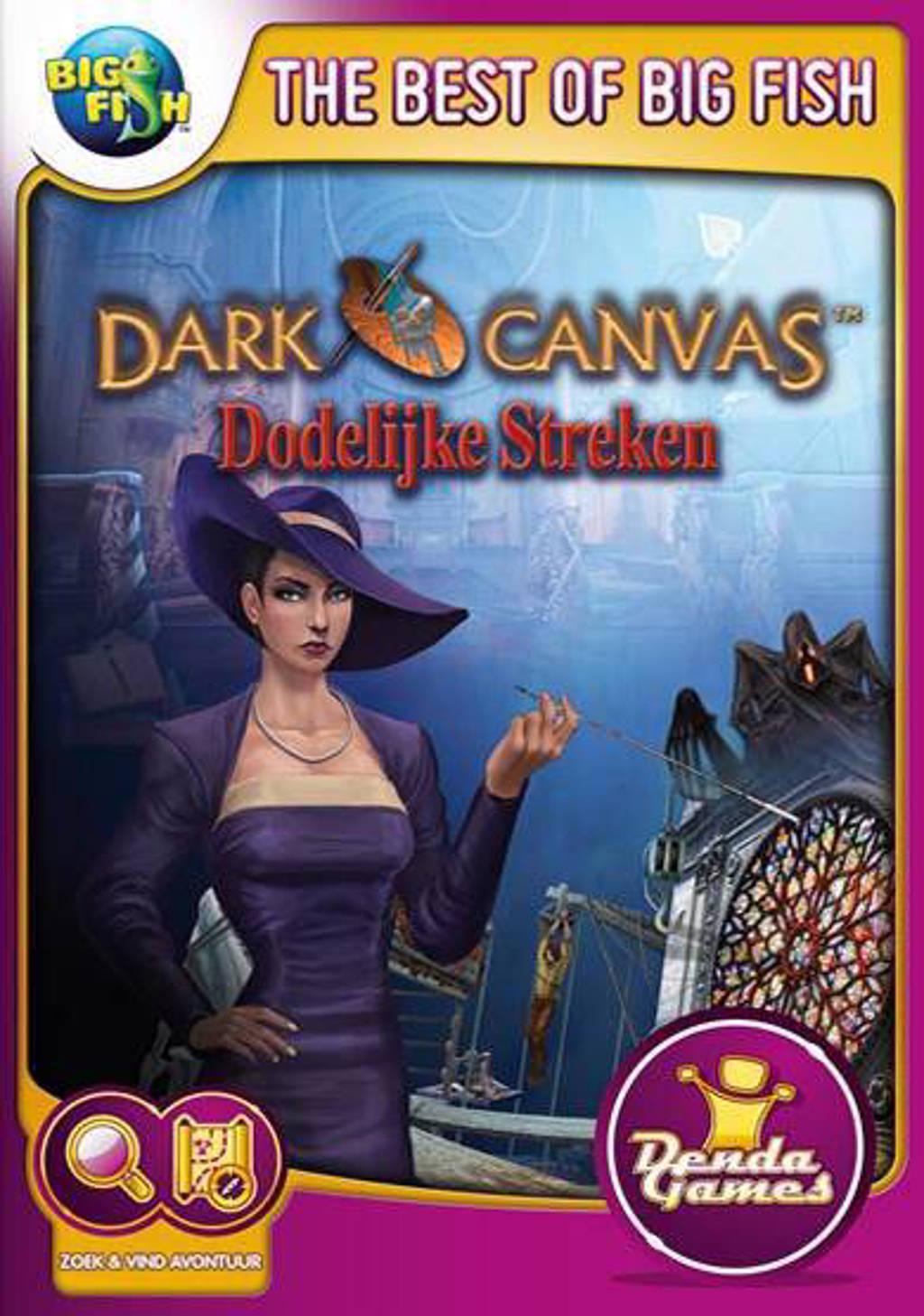 Dark canvas - Dodelijke streken (PC)