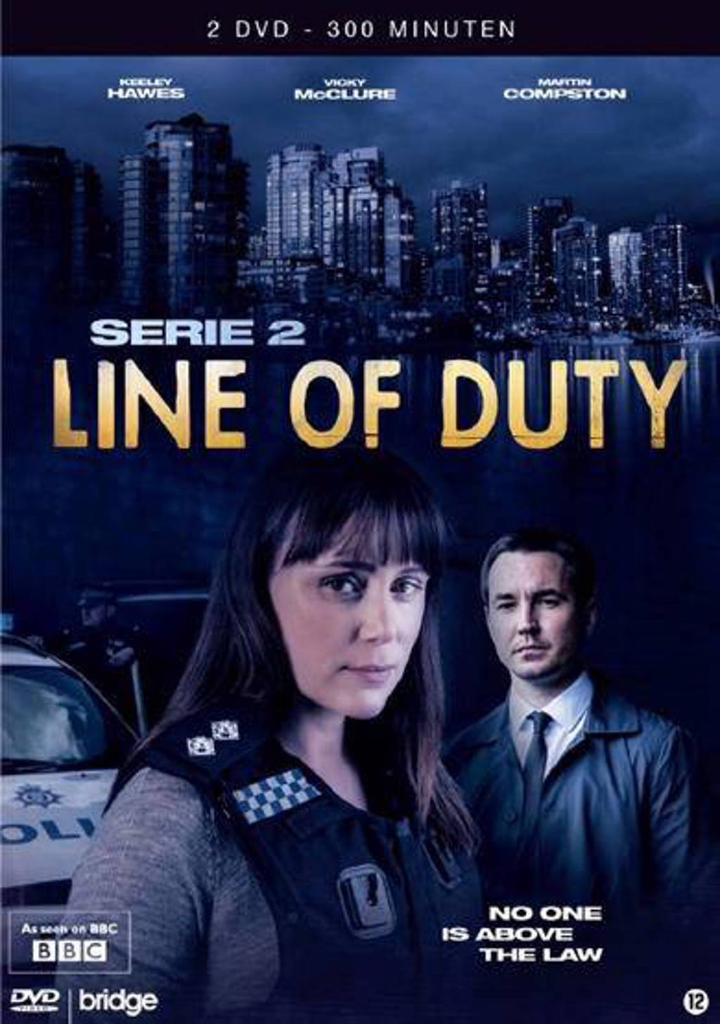 Line of duty - Seizoen 2 (DVD)