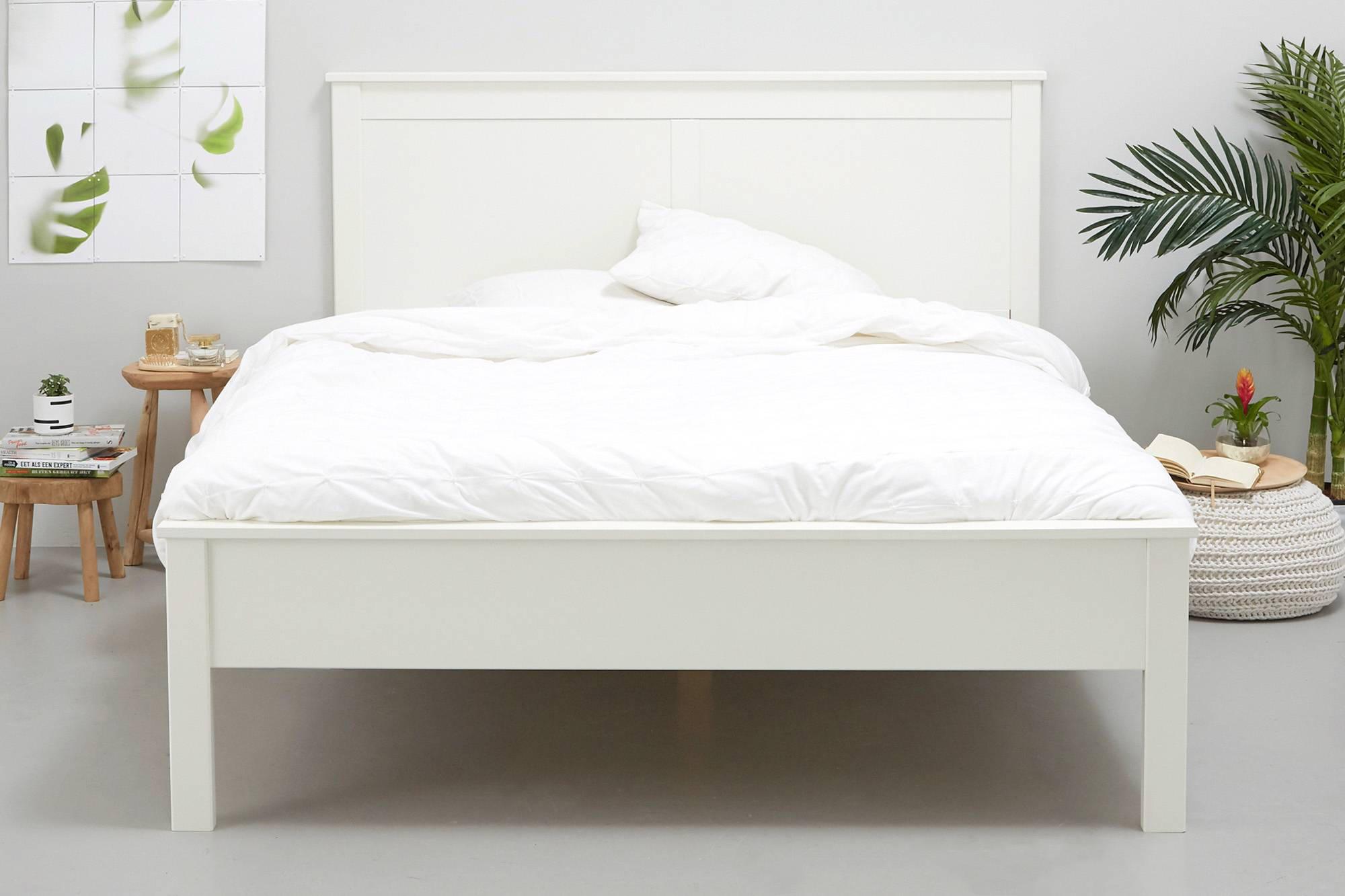 Eenpersoonsbed Wit Ijzer.Bedden Bij Wehkamp Gratis Bezorging Vanaf 20