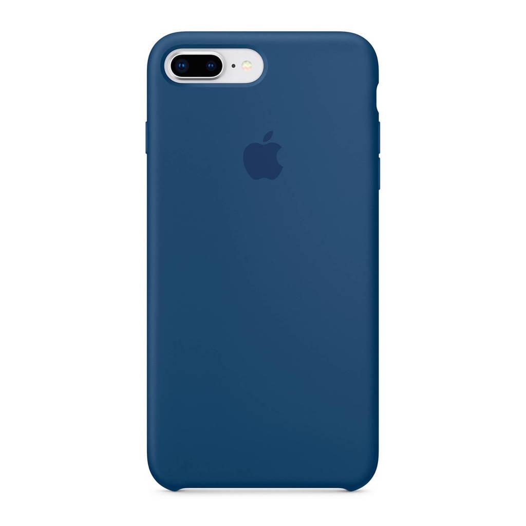 Apple iPhone 8 Plus/7 Plus backcover, Donker kobalt