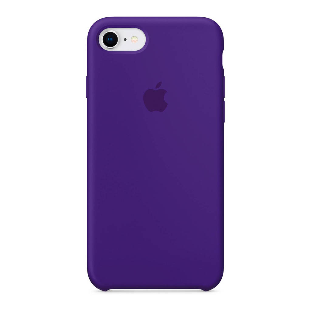 Apple iPhone 8/7 backcover, Paarsblauw
