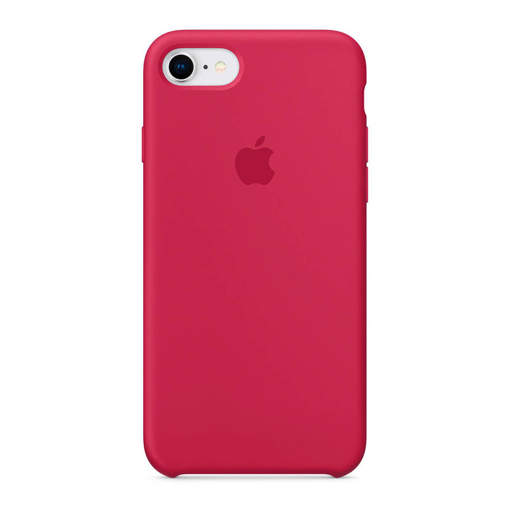 Apple iPhone 8/7 backcover, Rozenrood
