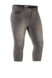 superstretch slim fit jeans capri