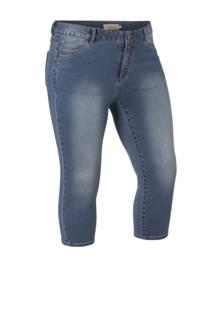 superstretch capri jeans