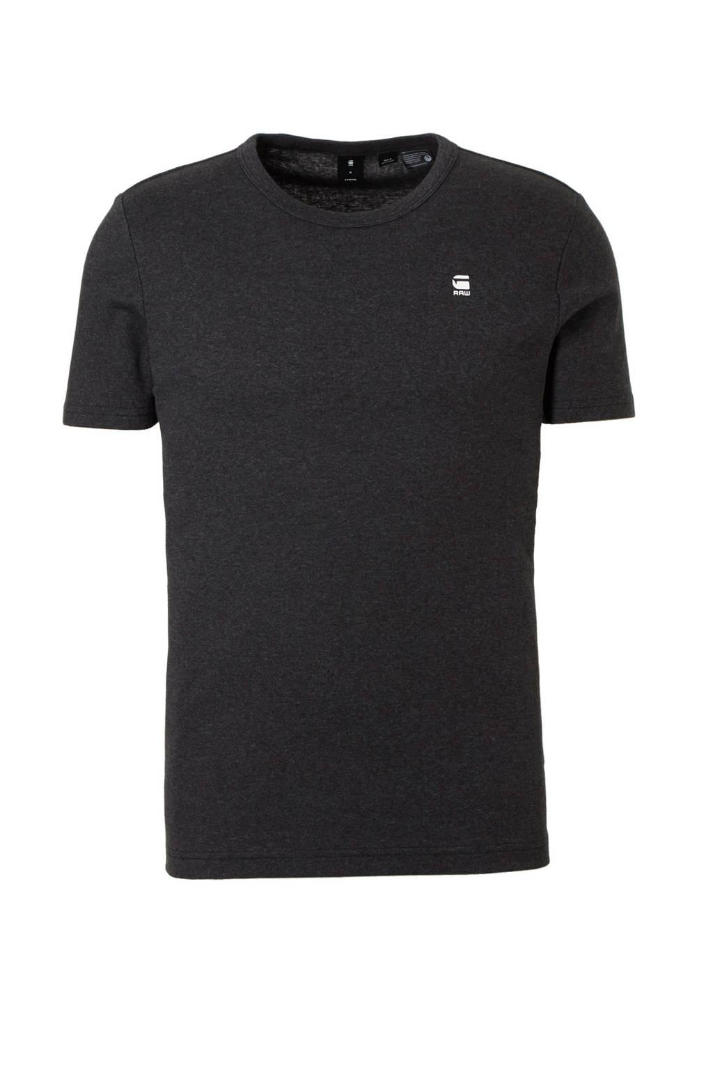 G-Star RAW Daplin T-shirt, Zwart