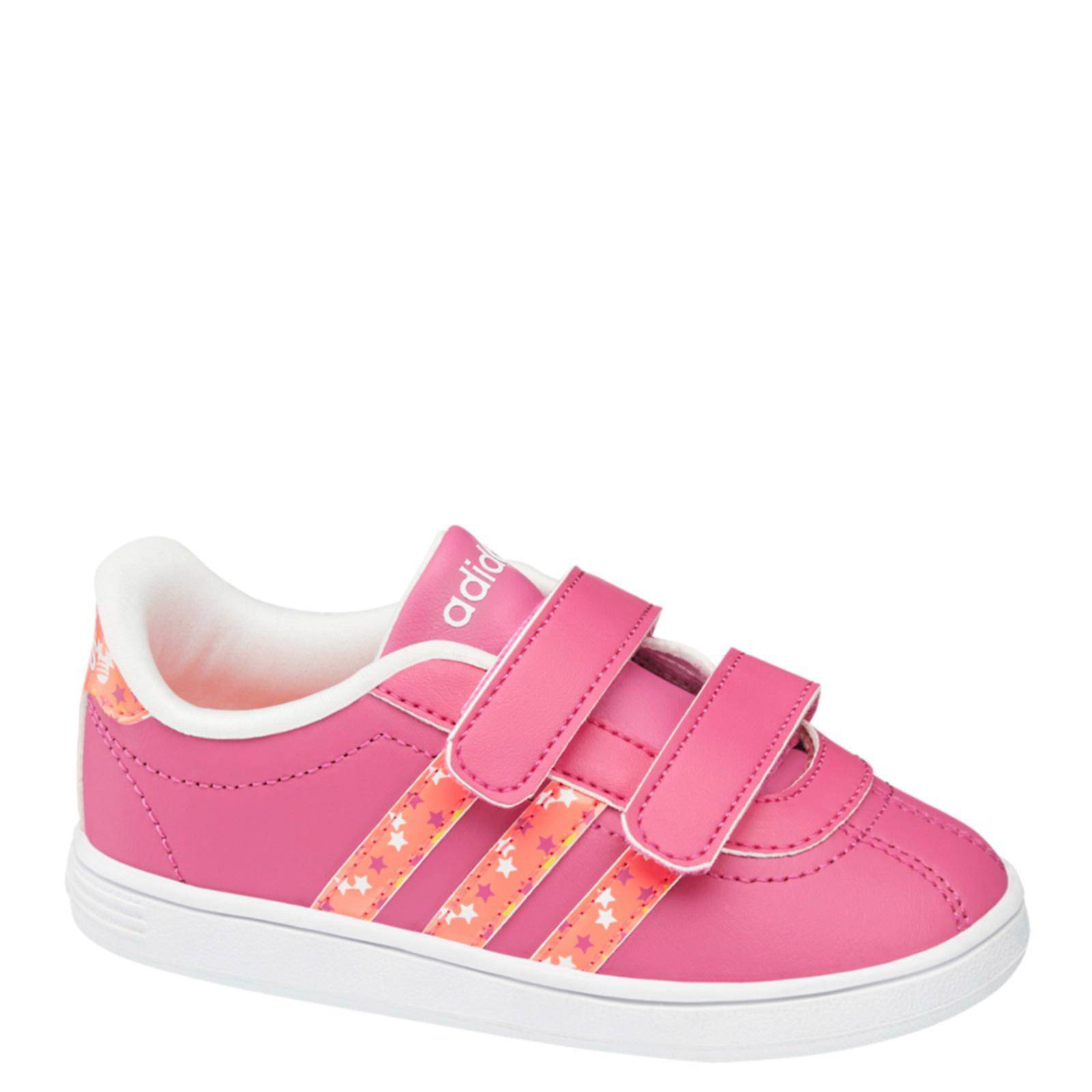 adidas neo roze