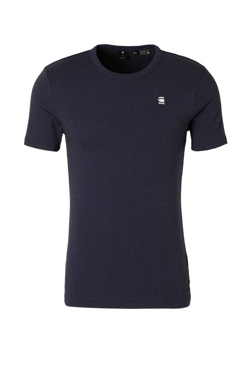 G-Star RAW Daplin T-shirt, Donkerblauw