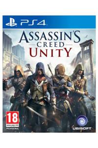 Assassin's Creed Unity (PlayStation 4), Sony PlayStation 4