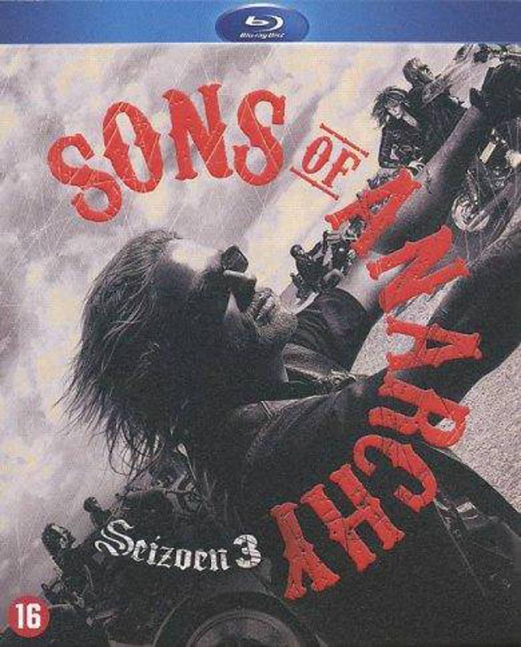 Sons of anarchy - Seizoen 3 (Blu-ray)