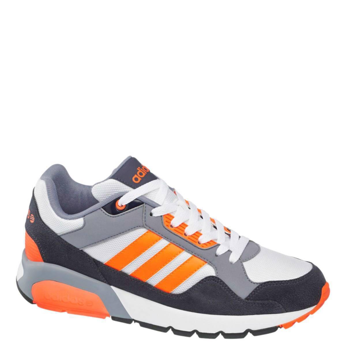 adidas neo sneakers grijs