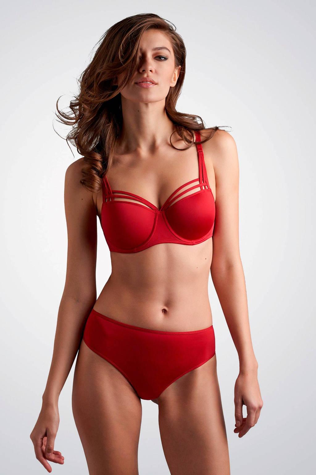 marlies dekkers Signature voorgevormde beugelbh Dame de Paris rood, Rood