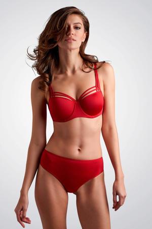 voorgevormde beugelbh Dame de Paris rood