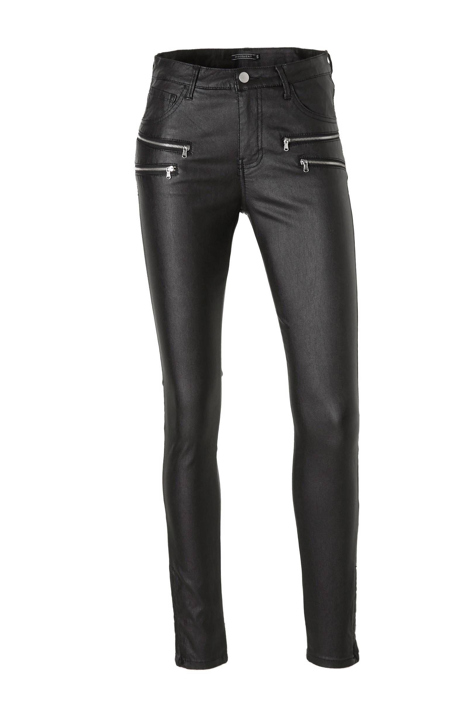 FREEQUENT 78 skinny fit coated broek wehkamp    FREEQUENT 78 skinny fit gecoate broek   title=  f70a7299370ce867c5dd2f4a82c1f4c2     wehkamp