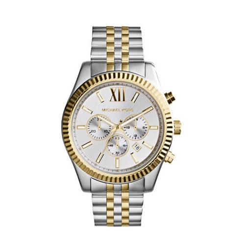 Michael Kors Lexington chronograaf - MK8344 kopen