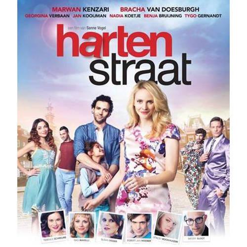 Hartenstraat (Blu-ray) kopen
