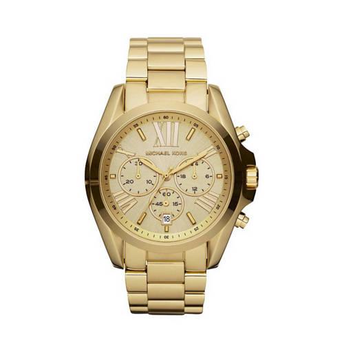 Michael Kors Bradshaw chronograaf - MK5605 kopen