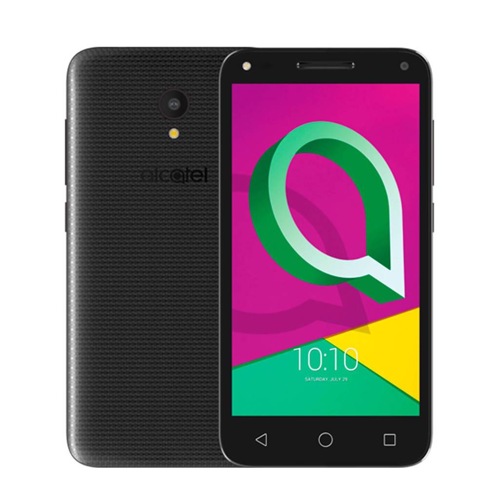 Alcatel U5 (3G) Dual-Sim zwart, Zwart