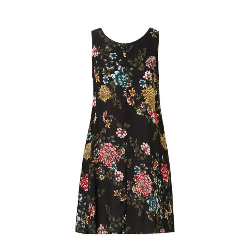 gerecyled polyester A-lijn jurk