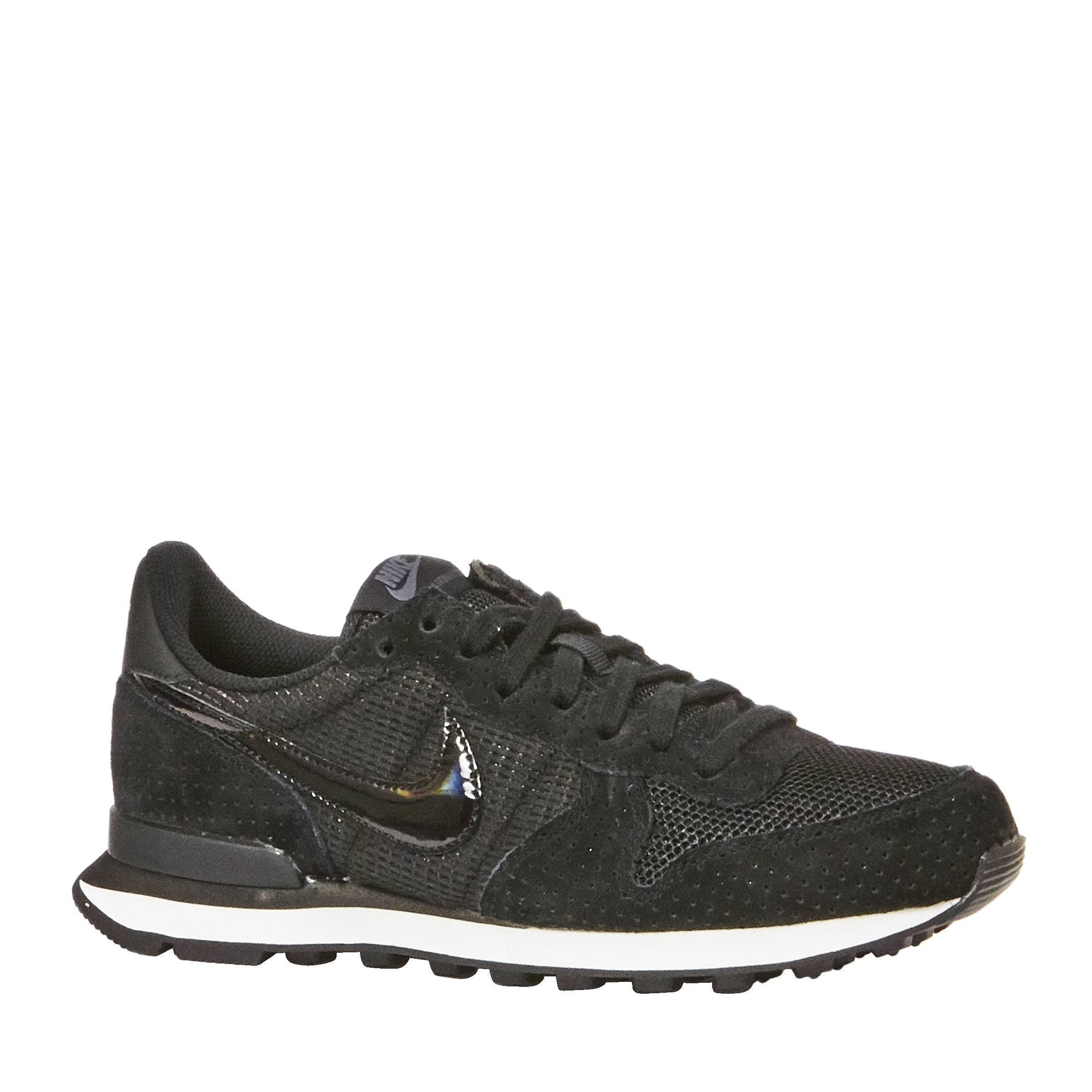 nike internationalist mid zwart dames