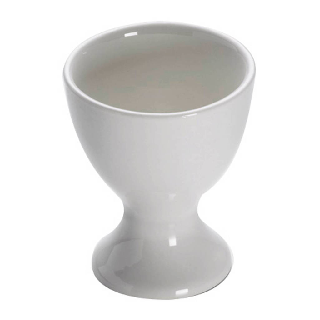 Maxwell & Williams White Basics eierdop (Ø5 cm) (set van 6), Wit