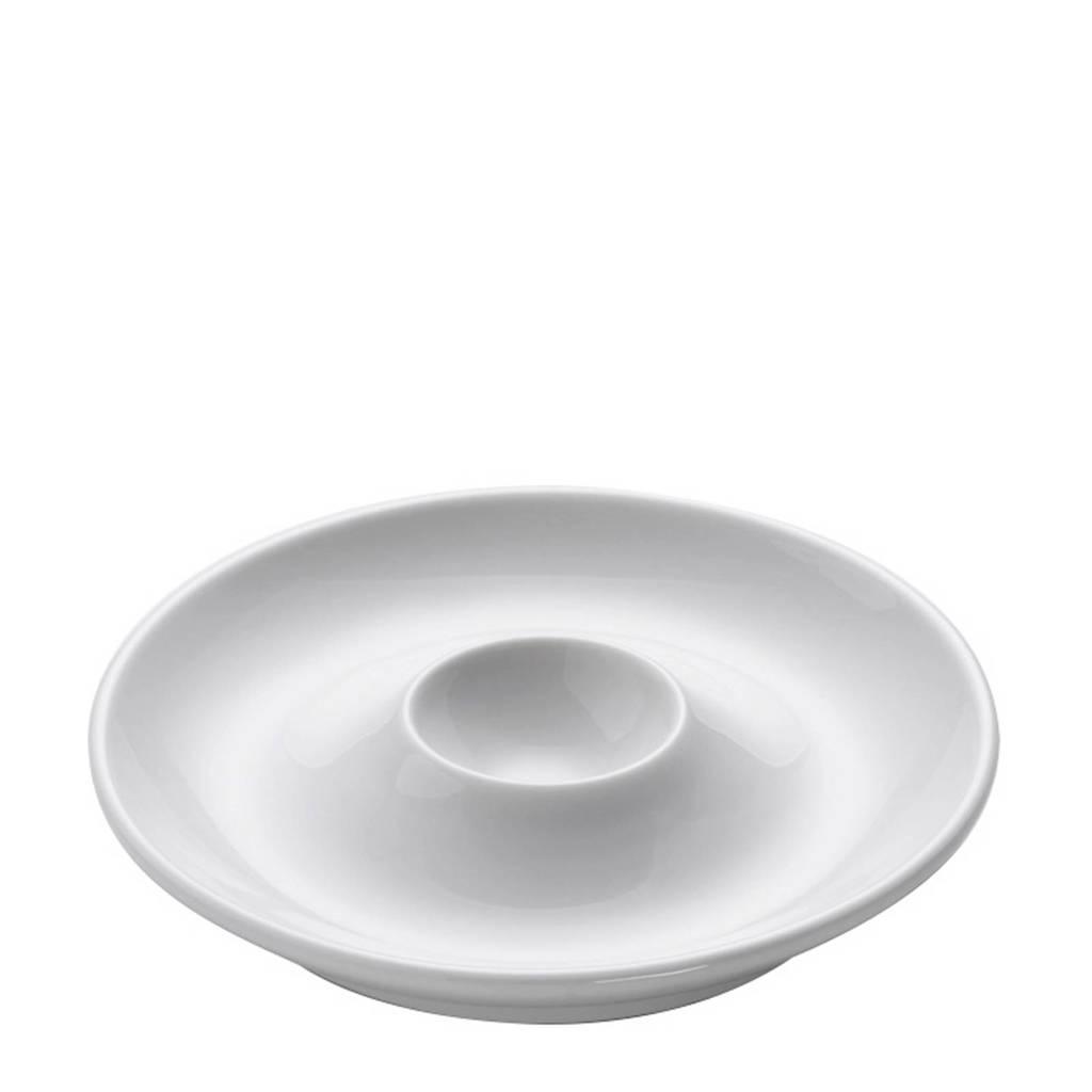 Maxwell & Williams White Basics eierdop (Ø12,5 cm) (set van 4), Wit