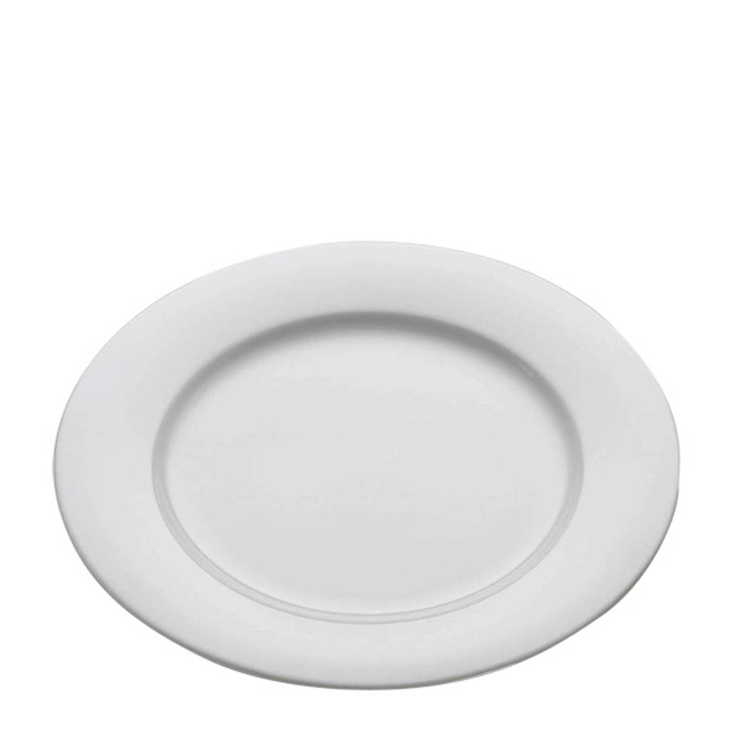 Maxwell & Williams White Basics dinerbord (Ø27,5 cm) (set van 4), Wit