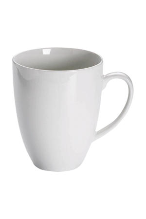 White Basics mok (Ø9 cm) (set van 4)