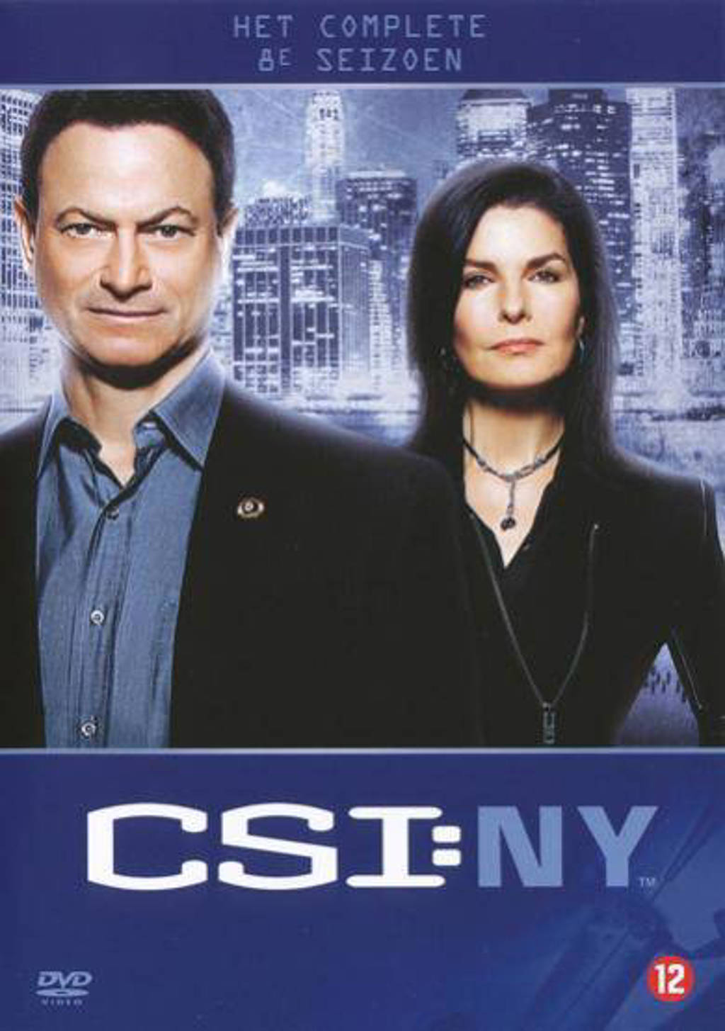 CSI New York - Seizoen 8 (DVD)