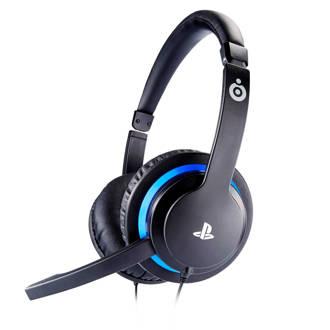 PS4 gaming headset met stereogeluid
