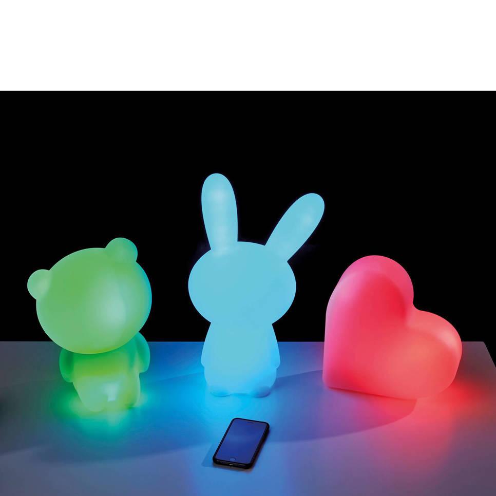 BigBen draadloze bluetooth speaker met verlichting | wehkamp