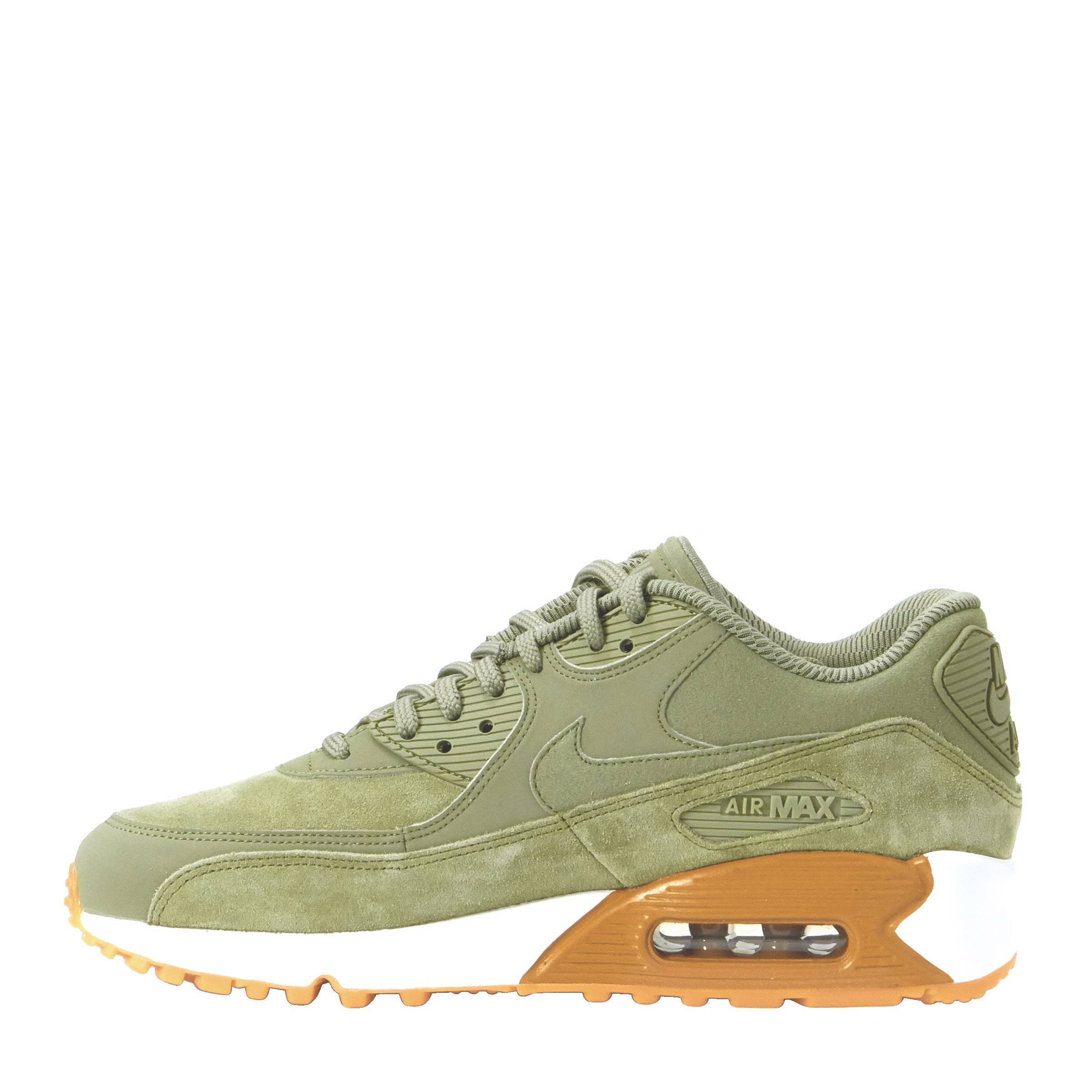 nike air max 90 se dames groen