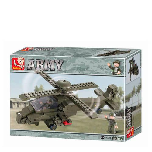 Sluban leger gevechtshelikopter B0298