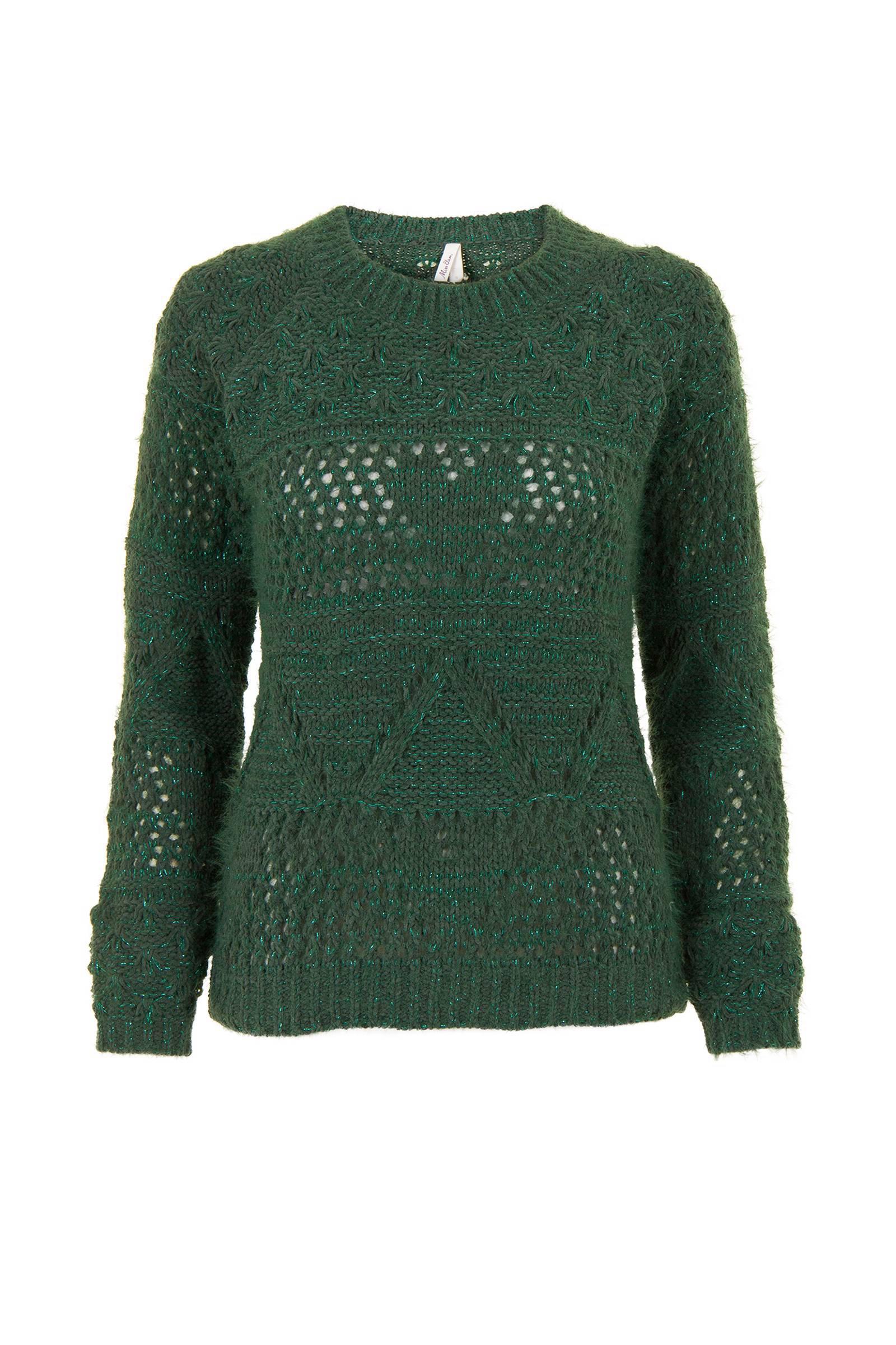 Miss Etam Regulier trui met opengewerkt patroon koraal | wehkamp