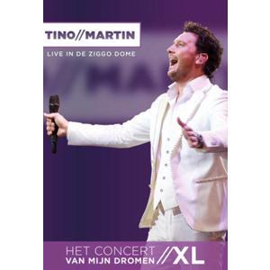 Tino Martin - Het Concert Van Mijn Dromen Xl (DVD)