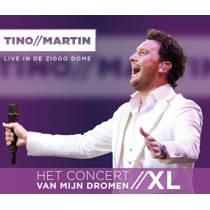 Tino Martin - Het Concert Van Mijn Dromen Xl (CD)