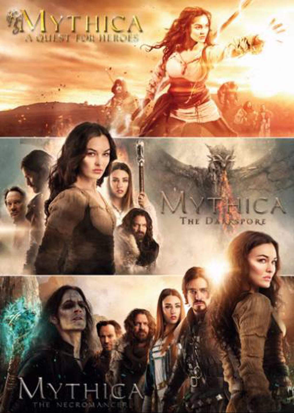 Mythica box (DVD)