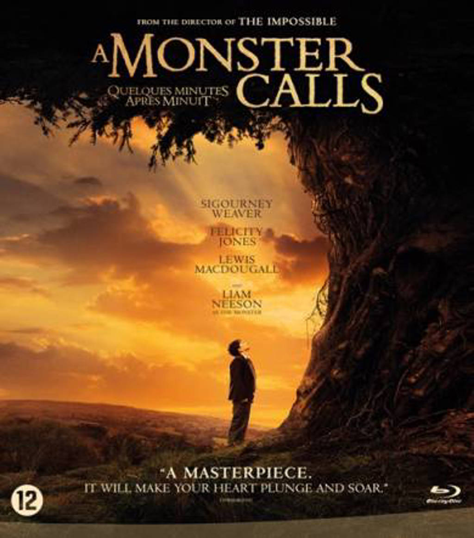 Monster calls (Blu-ray)