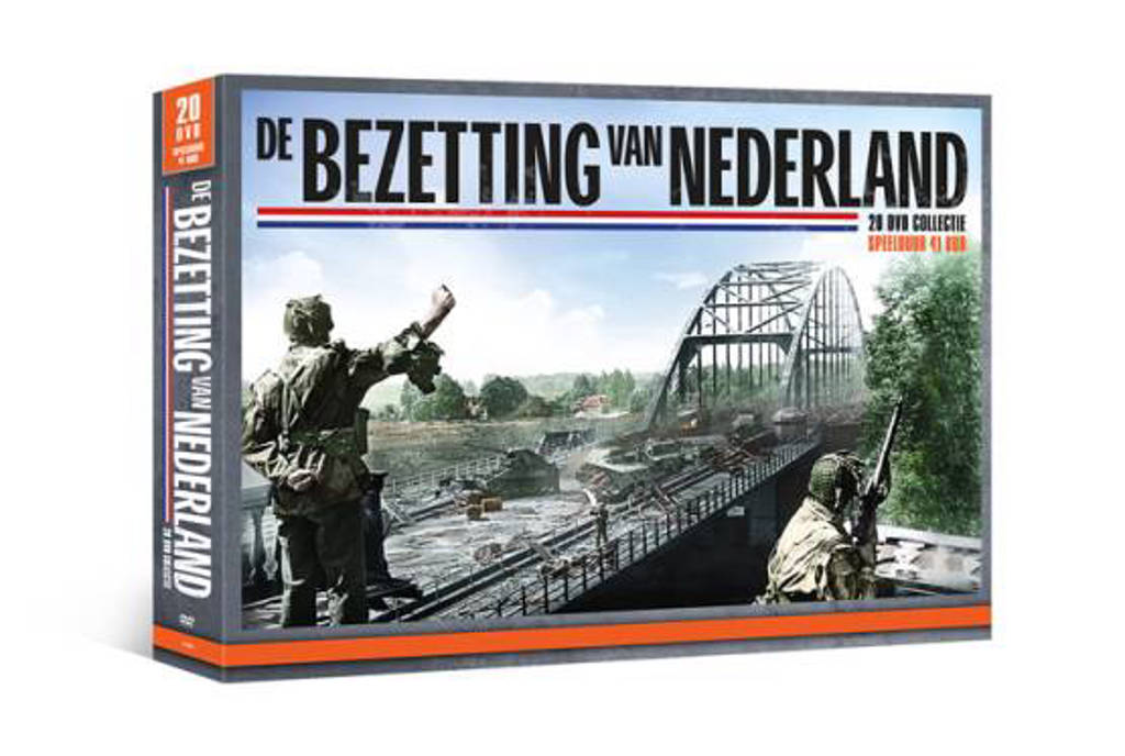 Bezetting van Nederland (DVD)