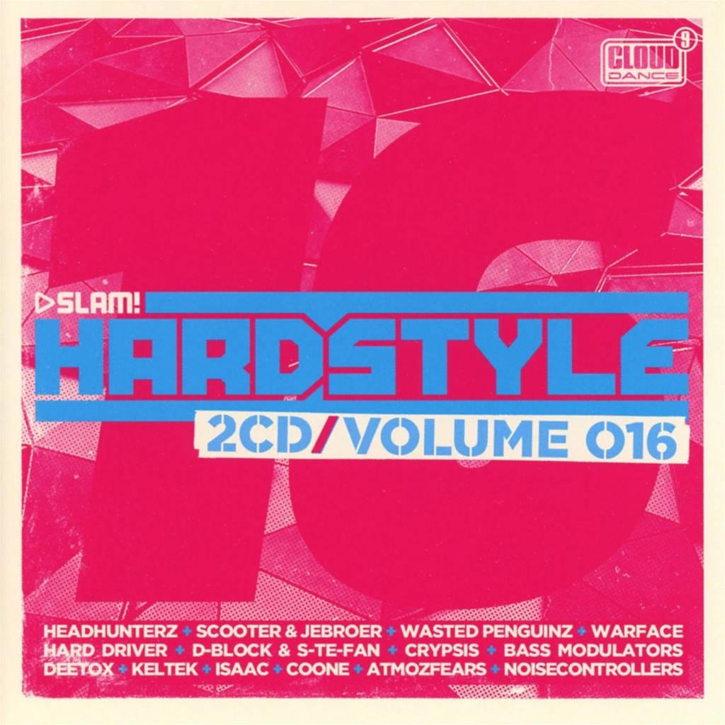 Various Artists - Slam! Hardstyle Volume 16 (CD)