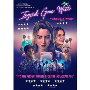 Ingrid goes west (DVD)