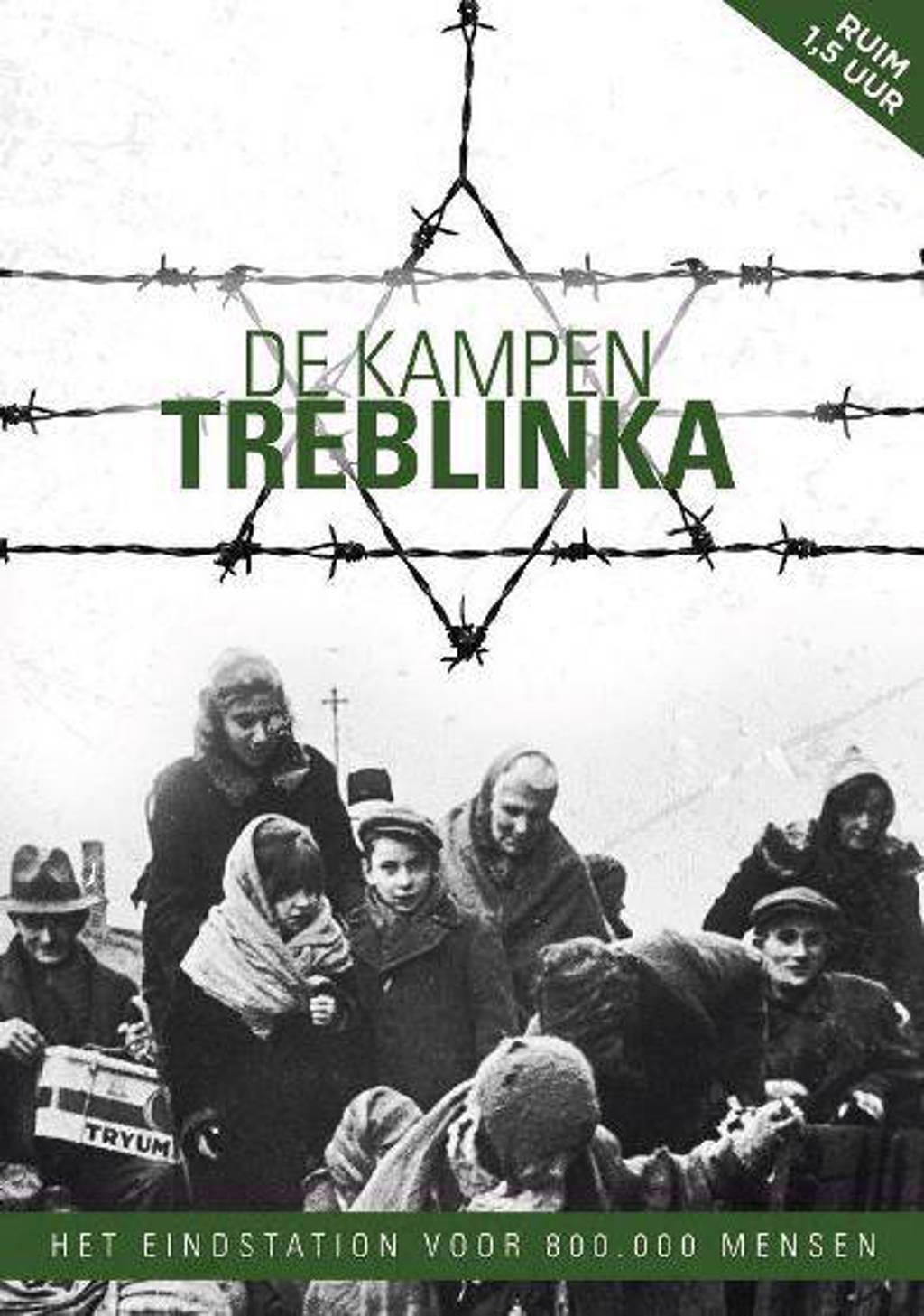 De kampen - Treblinka (DVD)