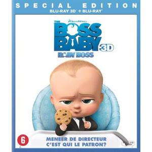 Boss baby 3D (Blu-ray)