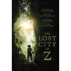 Lost city of Z (DVD)