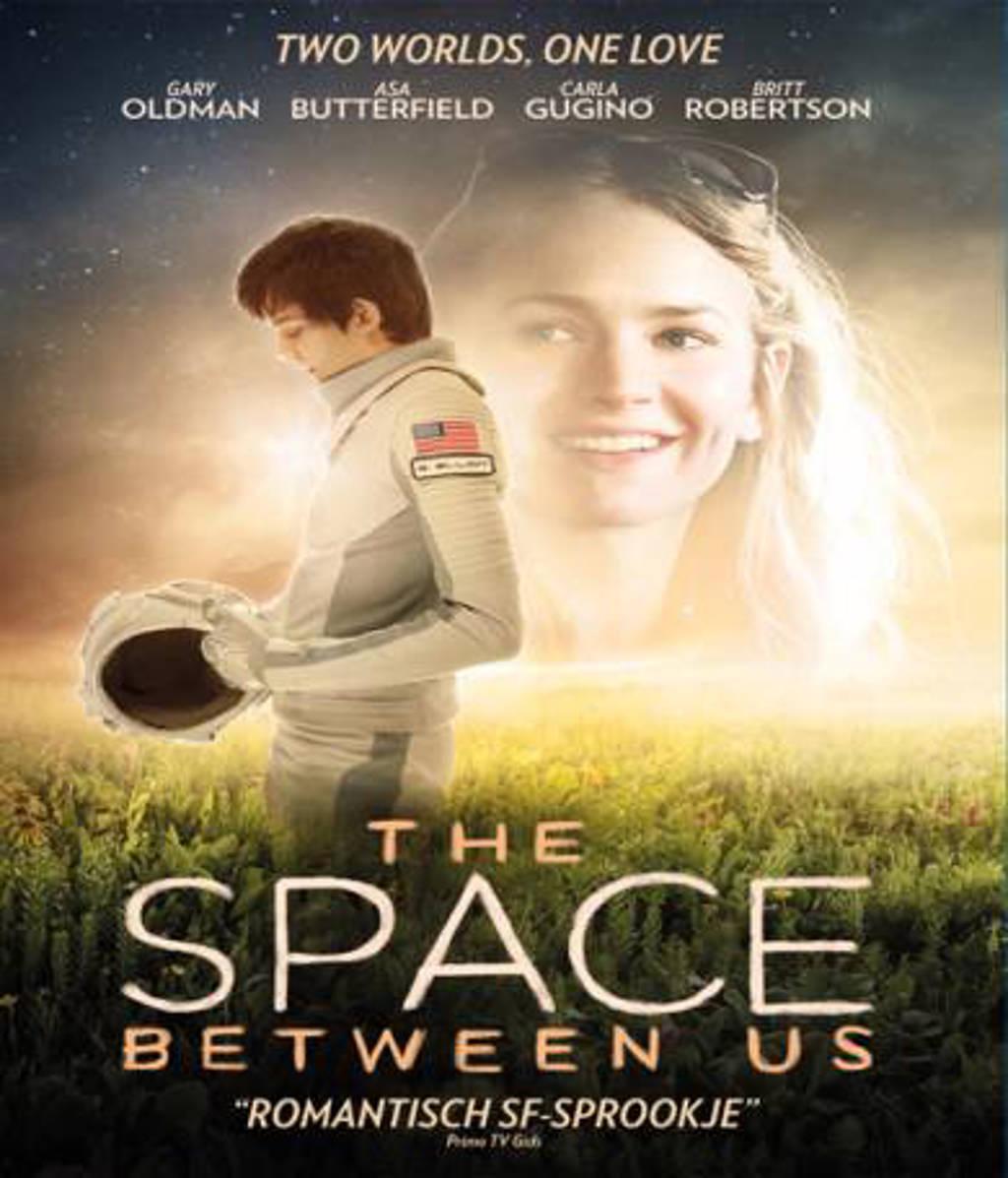 Space between us (Blu-ray)