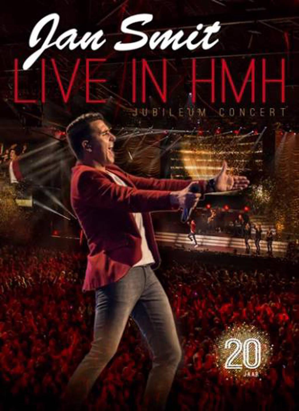 Jan Smit - Live In Hmh (Jubileum Concert) (DVD)